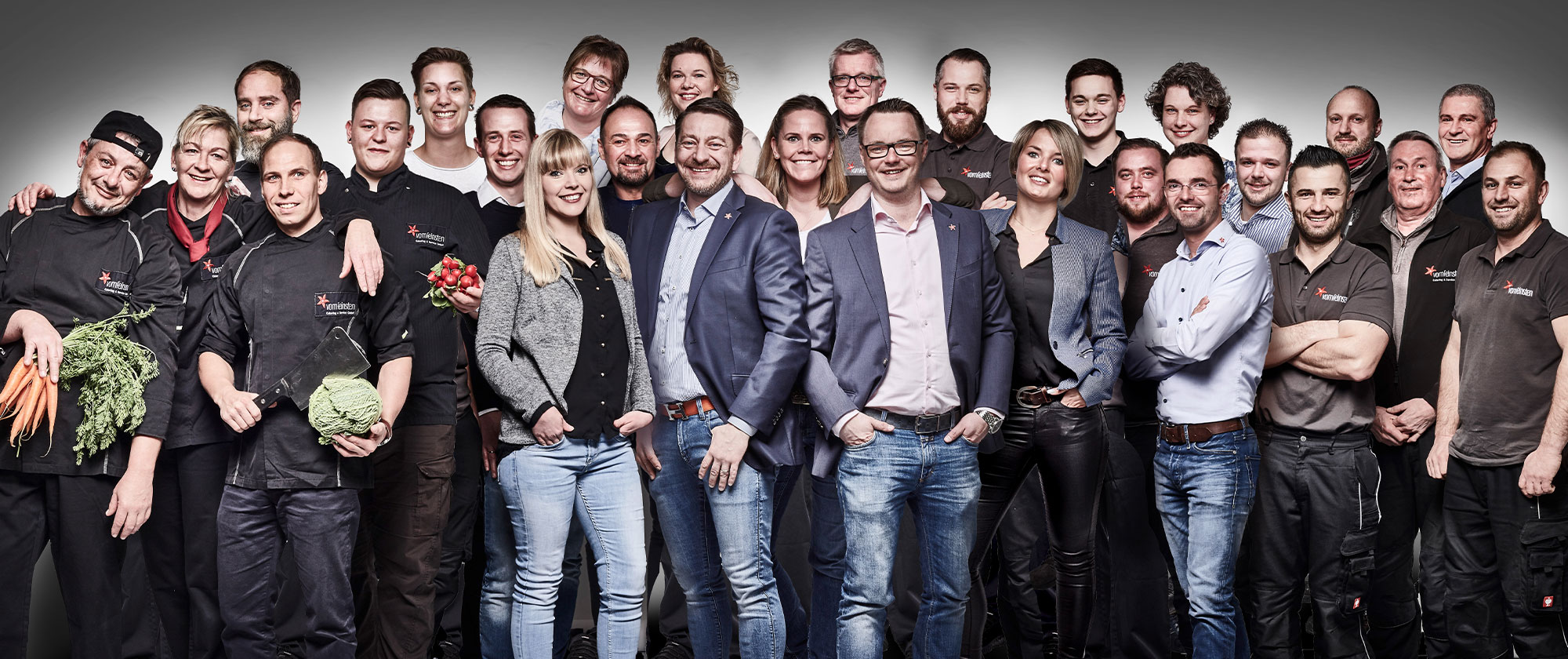 vomfeinsten-Catering-Team